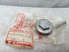 New NOS Kawasaki Valve Adjustment Plug ZG1200 ZG1000 NV750 KLF300 KZ440 KZ400