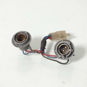 Douille porte ampoule origine pour moto Kawasaki 400 GPZ S 1988 1989 23008-1225