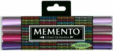 Memento Dual Tip Markers JUICY PURPLES PM-100-003 NEW