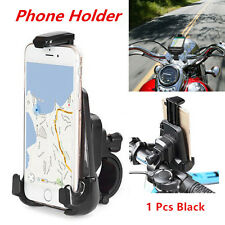 Universal Motorcycle Bike Adjustable Handlebar Mount Holder For Cell Phone GPS