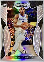 2019-20 Panini Keldon Johnson Silver Prizm Rookie RC San Antonio Spurs 📈🔥