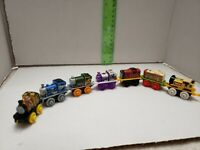 "Lot of 7 Thomas The Train & Friends Mini Trains 2"" No Duplicates"