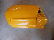 2001-2008 Honda GL1800 Goldwing 1800 Left Saddlebag OEM Yellow 81431-MCA-000
