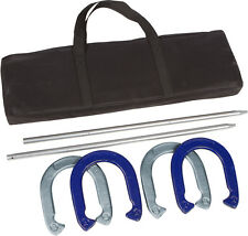 Professional Horseshoe Set - Powder Coated and Waterproof Steel - by Tailgate360