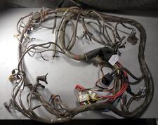 80 Porsche 928 Wiring Harness Right & Left Head Light Wiring Harness