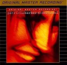 MFSL Hybrid SACD UDSACD-2003: PATRICIA BARBER - Modern Cool, 2002 OOP USA SEALED