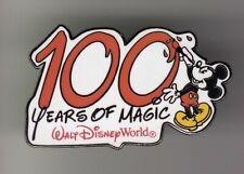 RARE PINS PIN'S .. DISNEY USA PARK WORLD 100 YEARS OF MAGIC MICKEY MOUSE  ~19