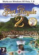 Port Royale 2 PC Game Windows XP Vista 7 8