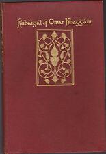 Willy Pogany - Rubaiyat Of Omar Khayyam - 1st Ed Thus 1934 - Harrap - 8 Plates