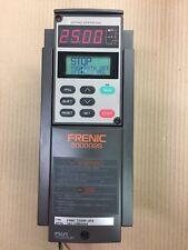 Fuji Electric Frenic 5000G9S .75kw 1HP 200-230V w/ OPC-G9S-SYFK Sync Card -EPTO