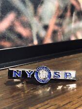 New York State Police - NYSP - Tie Clasp - Alligator Clip