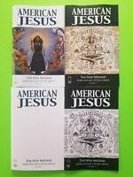 American Jesus #1 A B C D Mark Millar Netflix Secret Series Image Comics 2019