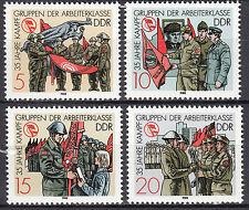 DDR 1988 Mi. Nr. 3177-3180 Postfrisch ** MNH