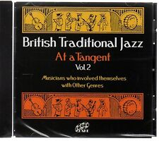 Various Artists - British Traditional Jazz : At a Tangent Vol. 2 (brand new CD)
