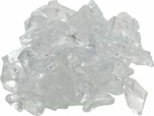 10 Lb. Bag Of Crystal Fire Glass - 0.5 To 0.75 Inch