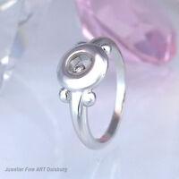 "Ring Chopard ""Happy Diamonds"" 750/- WG - 1 Diamant 0,05 ct. Top Wesselton/IF"