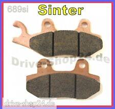 SINTER Bremsklötze für SMC Barossa Cheetah 250 HINTEN