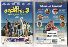 LES BRONZES 3 - avec  Michel BLANC et Christian CLAVIER - 2005 - 95 mn - NEUF