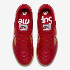 Supreme Nike SB Gato in red BRAND NEW WITH BOX size 7.5UK