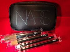 NARS TRAVEL BRUSH SET 4 Push Eyeliner, Eye shader, Small dome, and Blush Brush