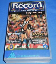 Unopen 1994 Football Record Video AFL Footy VHS Volume 2 Issue 5 Rounds 13 to 16
