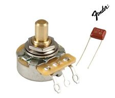 Fender, No-Load Potentiometer, 250K, Solid Shaft