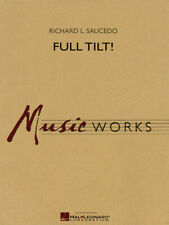 Full Tilt Orchestra Concert Band/Harmonie Set Play Learn MUSIC SCORE & PARTS