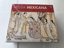 Missa Mexicana CD ANDREW LAWRENCE KING HARP CONSORT Harmonia FILED M NEW SEALED