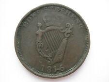 Ireland 1816 Wellington Dublin Penny token Withers 1878