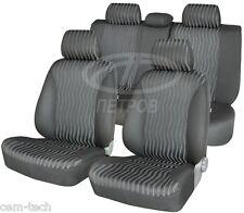 Skoda Oktavia  V 2/3 2009-> SEAT COVERS Jacquard