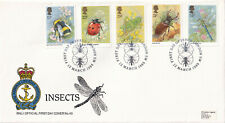 (38902) GB RNLI FDC 43 Insects London SW 1985