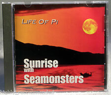Sunrise With Seamonsters by Life of Pi (CD, May-2004, Life of Pi)