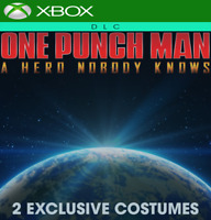 One Punch Man: A Hero Nobody Knows Xbox One DLC / 2 Exclusive Costumes / EUROPE