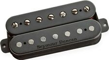 Seymour Duncan Sentient 7-String Humbucker Neck Pickup, Black, 4 Conductor, NEW!