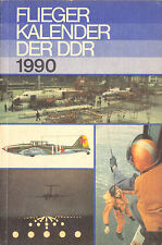 Fliegerkalender der DDR 1990