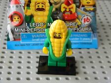 Lego 71018 Series 17 -  Corn Cob Guy  minifigure  New in package !!!