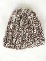 """Bonnet laine vintage """"faits mains"""" femme homme Tour de tête 50/65cm  20/26 inch"""