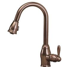 Pegasus FP0A5013RBP Newbury Pull-Down Kitchen Faucet in Oil Rubbed Bronze
