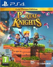 PS4 jeu PORTAL Knights doré Thorne Edition nouvelle partie