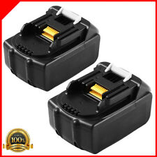 2x 18V 5.0AH Battery For Makita BL1860 BL1850 BL1840 BL1830 BL1815 LXT Battery