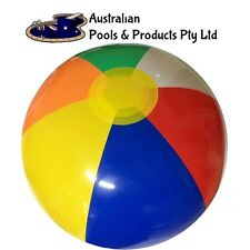 5x Inflatable Blowup Beach Ball Swimming Pool Ball Holiday Garden Kids Toy