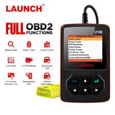 LAUNCH U100 Automotive OBD2 Scanner Code Reader Tool Engine Check Car Diagnostic