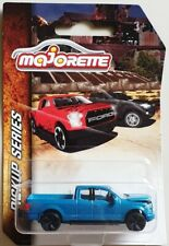 Majorette Pickup truck Series FORD F150 RAPTOR Blue car diecast Limited edition