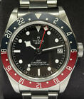 TUDOR Black Bay GMT Pepsi - Pristine - Purchased 09/21 - All Boxes & Papers.
