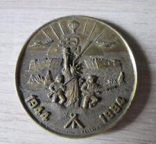 MÉDAILLE - D-DAY 1944 1994 - BALLARD