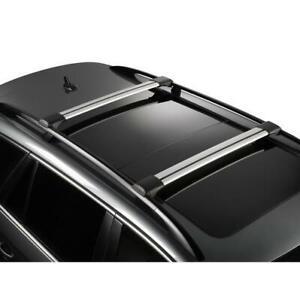BARRE PORTATUTTO Volvo XC70 sw - railing, anno 01/00>04/07 YAKIMA RAIL BAR