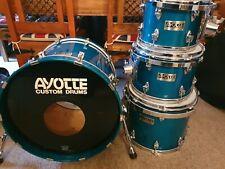Ayotte North American Maple drum kit