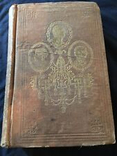 DOMINION published - 1858 - Unity & Trinity of the Human Race by Samuel Baldwin