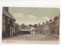 Townhead Douglas Lanarkshire 1905 Postcard Brown 670b