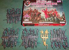 RedBox British Militia & Loyalist Infantry    72051 ARW 1/72 MOS